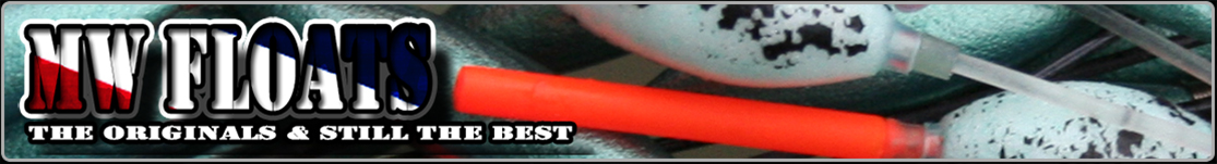 - MW Floats - The BEST Commercial Fishery Pole Floats Ever Made!